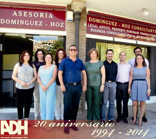 Our team at ADH